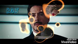 IRON MAN_OFFICIAL SONG(Tu laut aa) 😍😍love u 3000 song
