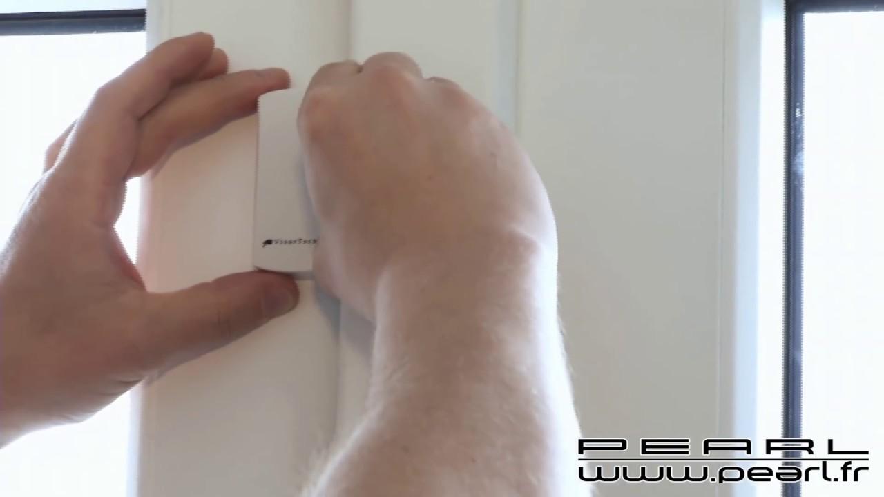 px1305 dtecteur douverture sans fil pour porte et fentre