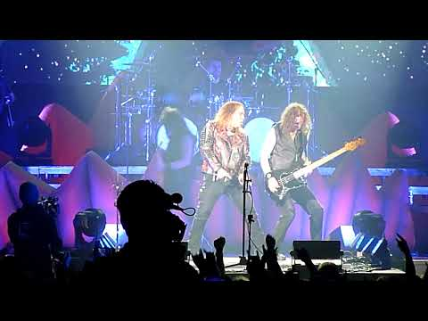 Helloween - Sole Survivor (Stadium Live, Moscow, Russia, 07.04.2018)