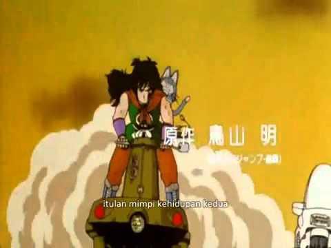 Dragon Ball opening Indonesia Mp3