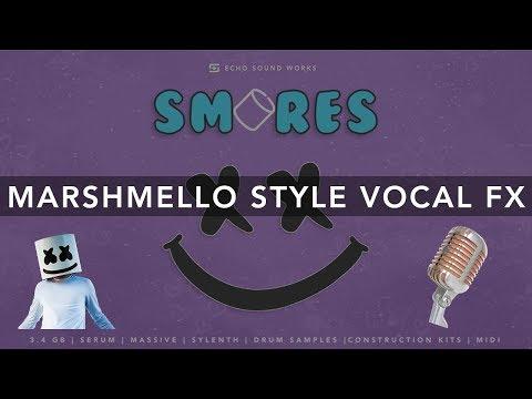 Echo Sound Works | Smores -Marshmello inspired Serum presets