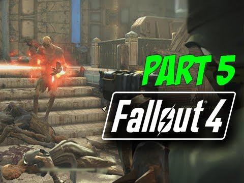 Time to Danse! - Fallout 4 Survival Mode | Part 5