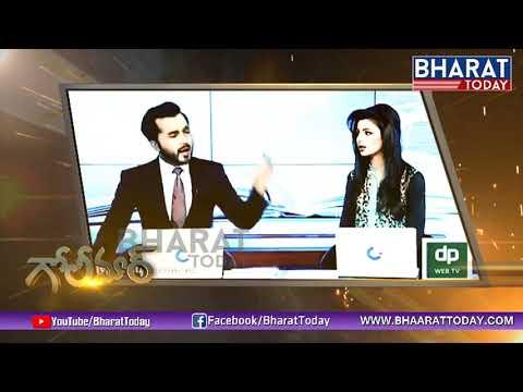 Pakistan News Presenters War in Live   TV Presenters in Massive Argument in Pakistan   Golimar
