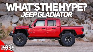 Jeep Gladiator || What's the Hype?