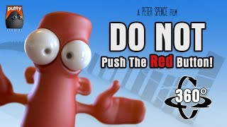 360 Video - DO NOT Push The Red Button! (Rube Goldberg Machine)