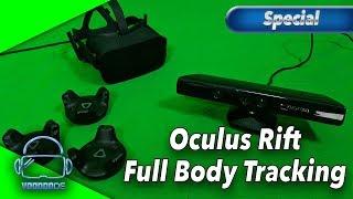 Full Body Tracking für weniger als 60€!! - Für alle VR Brillen! [Virtual Reality]