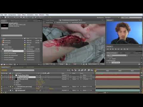 After Effects Tutorial: Cyborg Arm
