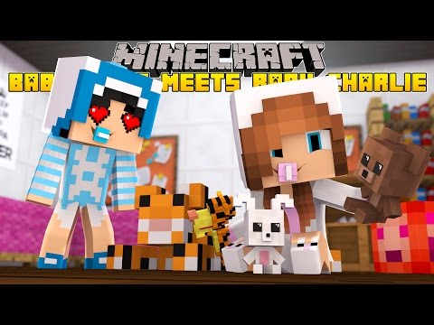 Minecraft - Little Kelly Adventures : BABY CHARLIE FALLS IN LOVE!