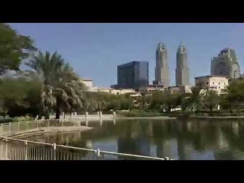 Walk to Choithram's, The Greens, Dubai, UAE