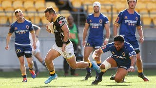 ROUND 6 HIGHLIGHTS: Wellington v Otago – 2019