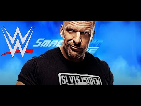 BREAKING NEWS WWE Triple H SMACKDOWN LIVE WRESTLING RETURN!