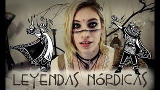 4 ANTIGUAS LEYENDAS NÓRDICAS (VIKINGAS) Y CELTAS - Mitología nórdica