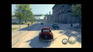Mafia 2 PC gameplay video