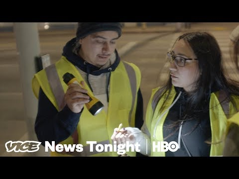 Norway Decriminalizes Drugs & Counting The Homeless: VICE News Tonight Full Episode (HBO)