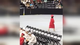 Teen Defends Walking Out High School Graduation After Facing Backlash thumbnail