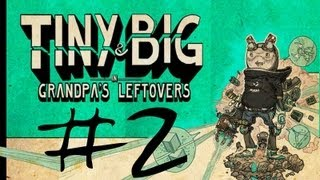 Let´s play Tiny & Big in Grandpa´s Leftovers - Part 2 - Laser! [BLIND]