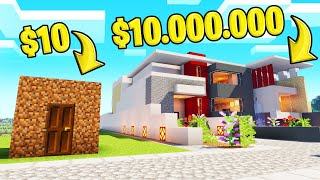 dirt-house-vs-mansion-in-minecraft-build-challenge