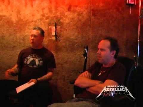 Mission Metallica: Fly on the Wall Clip (July 23, 2008)