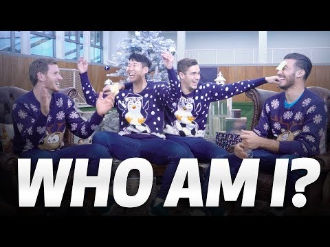 "SPURS ""WHO AM I?"" 