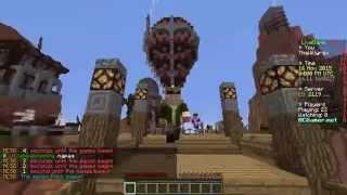 EL POLAR EXPRESS!! - Los Juegos Del Hambre c/ sTaXx y Vegetta | Minecraft
