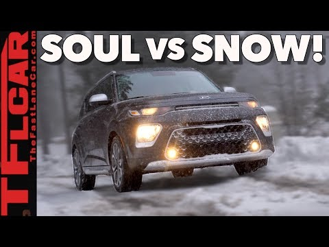 Here Are The  Biggest Takeaways After Driving The  Kia Soul From Sun To Snow!
