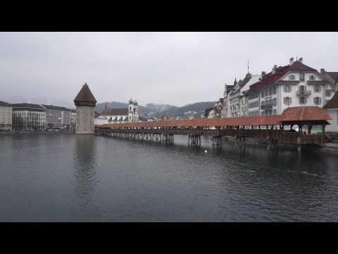 WEEKEND in Lucerne & Mt. Titlis, Switzerland | Dianna Priscylia
