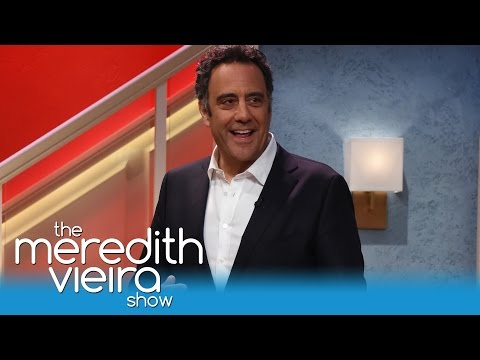 Brad Garrett's Ray Romano Impression! | The Meredith Vieira Show