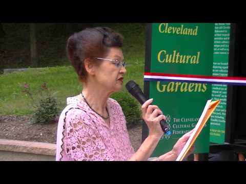 Cleveland Cultural Gardens Historical Perspective