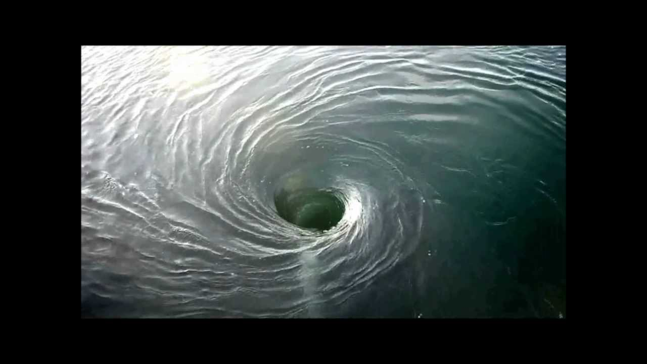 Is This The Biggest Whirlpool In The World