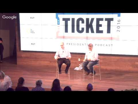The Ticket Live Recording with Jennifer Rubin