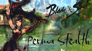 BnS 45 Assassin Perma Stealth Build