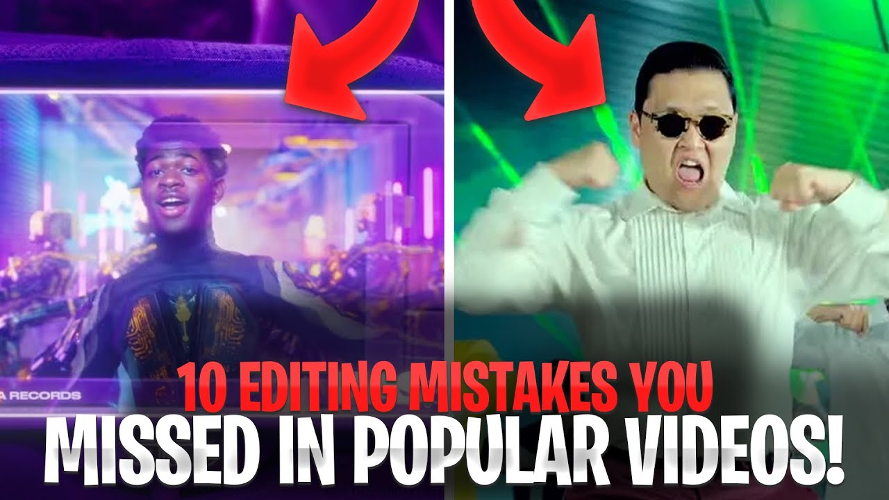10 Mistakes You Missed In Popular Movies
