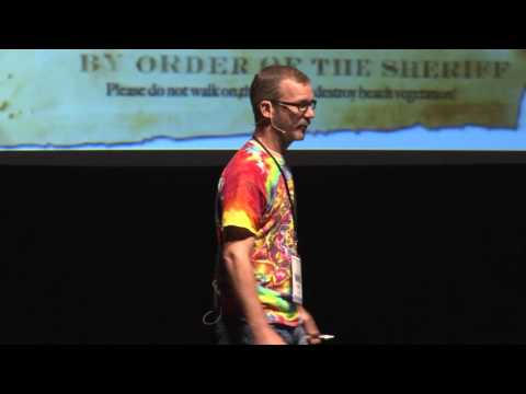 CFC 2015 Tradd Cotter: Mycotopia: Solutions to Global Hunger, Pollution, and Diseases