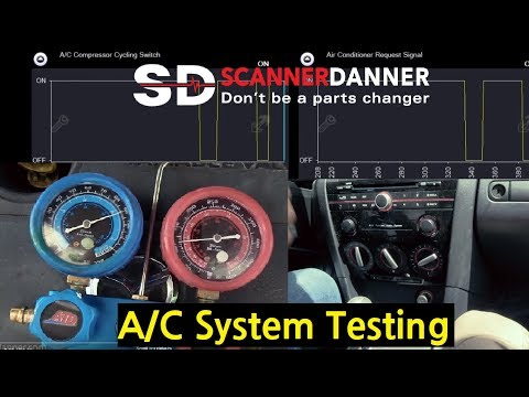 A/C Clutch Does Not Engage-Diagnostic Fundamentals (full Charge)