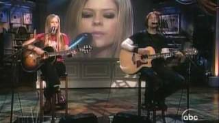 Video Avril Lavigne Nobody's Home Live [Acoustic] download MP3, 3GP, MP4, WEBM, AVI, FLV Juni 2018