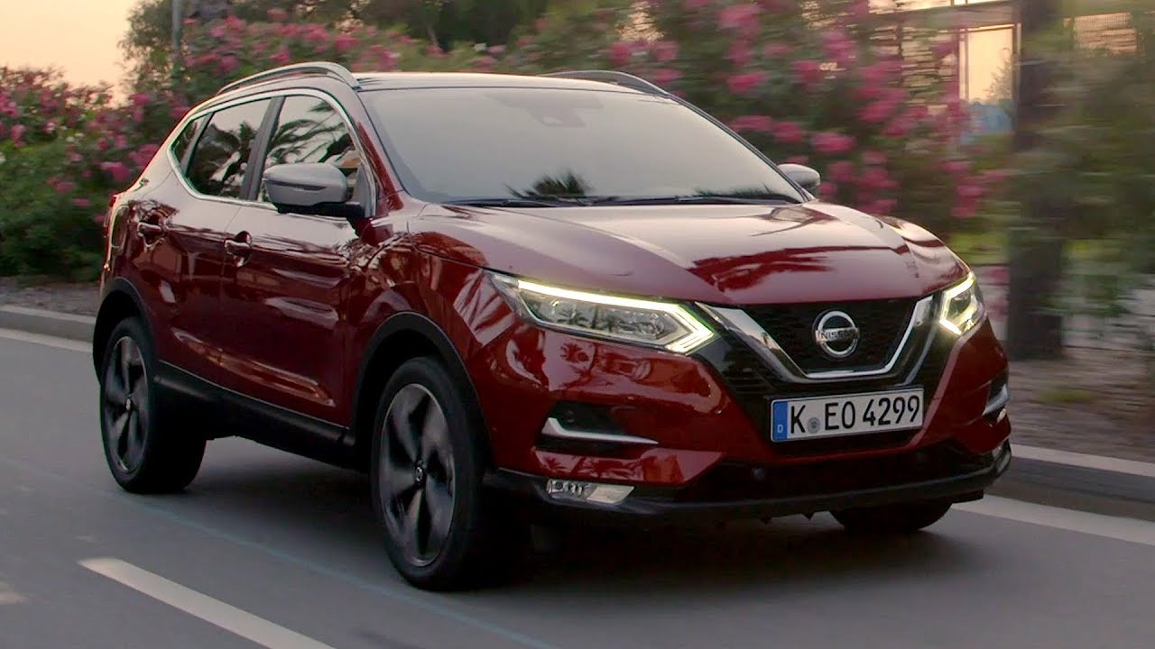 2019 Nissan Qashqai 1.3-Litre | Magnetic Red | Driving ...