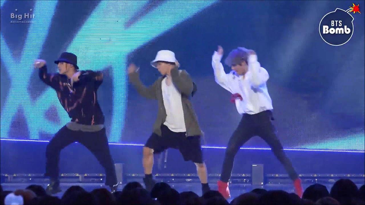 BTS (방탄소년단) - MIC Drop (Steve Aoki Remix) LIVE PERFORMANCE