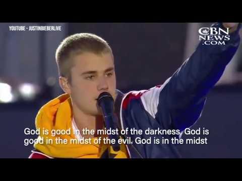 Just Bieber Singing 'Reckless Love'