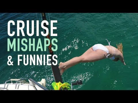 Cruise Mishaps and Funnies - Livestream