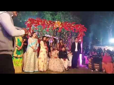 my name is lakhan #perfomance #by #groom & #ek #ladki #ko #dhekha #toh #YouTube