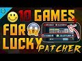 Top 10 Best Games That work With Lucky Patcher (NO ROOT) Ep. 3