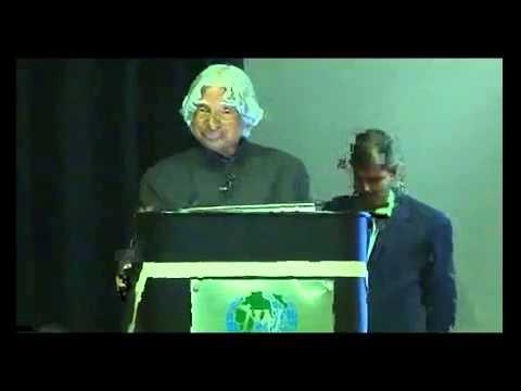 Dr. A. P. J. Abdul Kalam's speech at IIM Lucknow's Manfest-Varchasva 2014