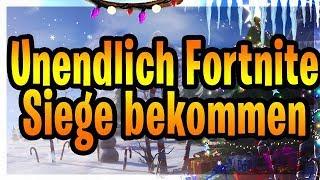 UNENDLICH Fortnite SIEGE/ GLITCH / AtomicPlayz