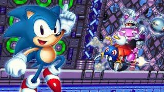 Sonic Mania - Egg Gauntlet - Walkthrough