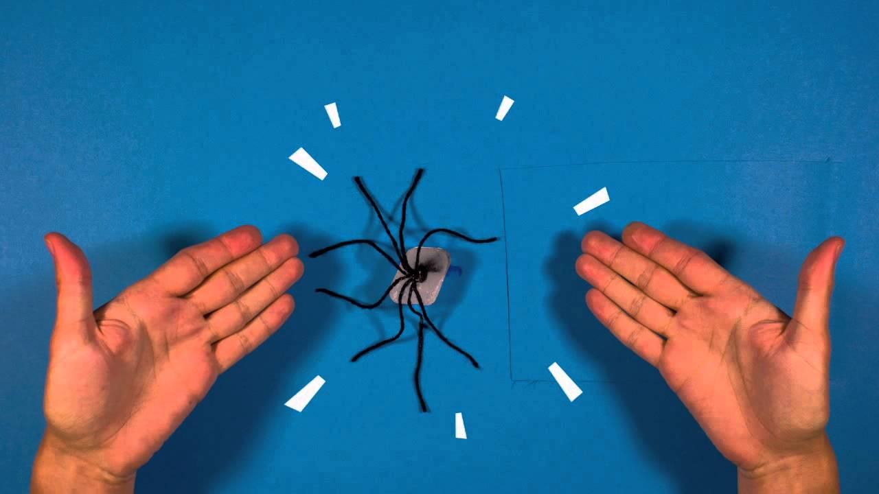 bayam activit s comment faire une araign e des glaces youtube. Black Bedroom Furniture Sets. Home Design Ideas