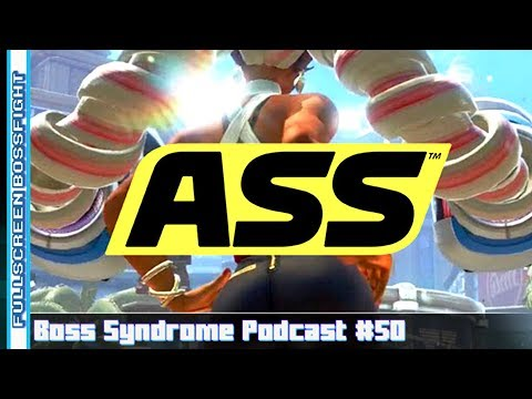 Boss Syndrome Podcast #50 - Rule 34 Finds A Way