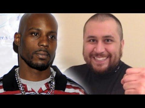 DMX vs George Zimmerman BOXING MATCH!