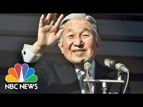 Japan's 82-Year-Old Emperor Wants To Retire | NBC News