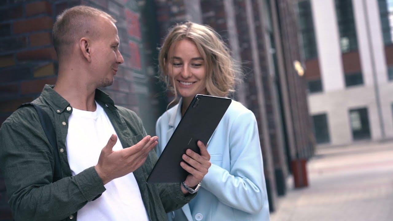 HUAWEI MatePad Pro: выбор фотографов