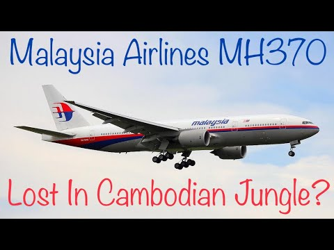 Has MH370 truly been found in Cambodia?